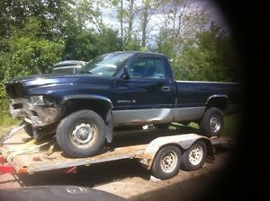 1994 Dodge Power Ram 1500 Pickup Truck PARTING OUT