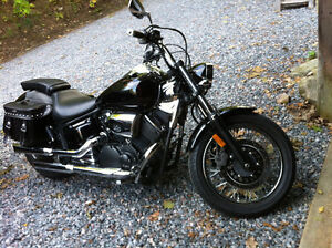 2005 Yamaha V-Star Midnight Custom 1100