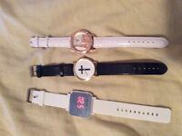 3 youth watches.