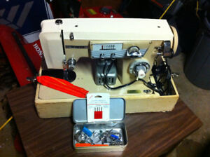White Brand Sewing Machine - 1.3 amp motor - Very Strong