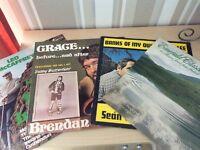 4 Irish albums/LP's. Vinyl
