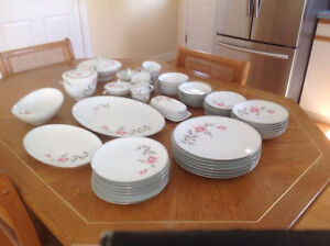 Noritake Rosemarie China Set