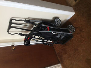 2 car seats with stroller London Ontario image 5