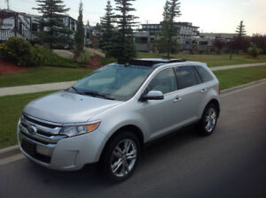 Ford Edge Limited, AWD, Leather, Sunroof, NAV