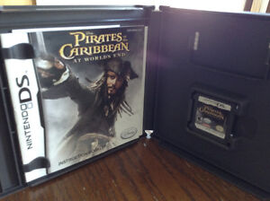 Nintendo DS -- Pirates of the Caribbean At World's End Kitchener / Waterloo Kitchener Area image 2