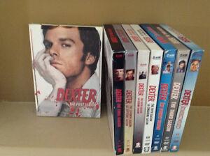 Dexter complete dvd series