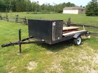 Great little trailer for your Dirt Bike, Go Cart, ATV, whatever