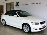 2012 BMW 1 Series 2.0 118d ES 2dr Diesel white Manual