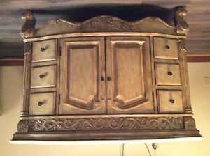 Beautiful cabinet/ show piece