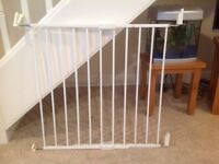 Stair gate lindam