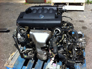 Nissan altima 2.5 motor ,QR25 2002-2006 imported from japan