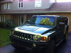2007 HUMMER (NEW MVI) LUXURY EDITION, ADVENTURE PACKAGE