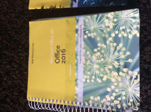 NSCC Business Administration textbooks- 1st year