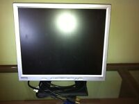 Acer monitor 15'
