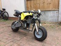 Midi moto( not mini moto)