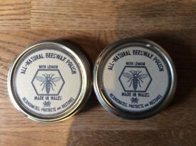 All natural Beeswax Polish for sale.