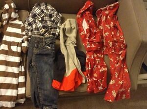 Box of boy's 6-12 months fall/winter clothes Kitchener / Waterloo Kitchener Area image 3