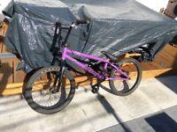 BMX pro mafia kush bike