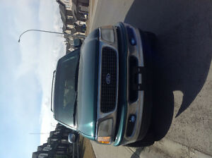 1997 Ford Expedition 4x4 SUV, Crossover