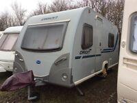 Bailey Orion evolution 4 Caravan