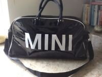 Mini Overnight Bag