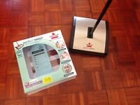 Bissell perfect sweep dual brush sweeper