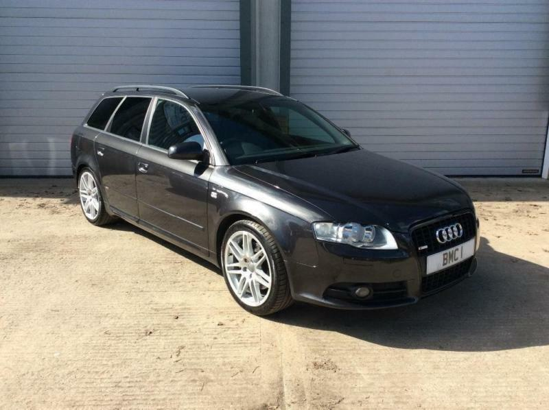 2007 audi a4 avant 2 0 tfsi s line special edition quattro 5dr in norwich norfolk gumtree. Black Bedroom Furniture Sets. Home Design Ideas