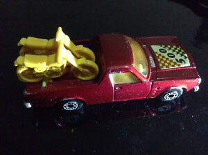Rare Lesney Matchbox Holden Pick Up -Made in  England