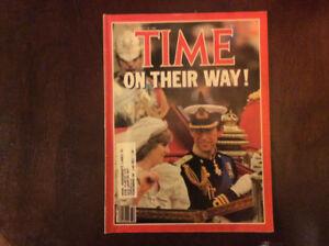 Time magazine princess Diane wedding