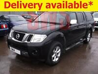 2014 Nissan Navara Tekna DCi 2.5 DAMAGED REPAIRABLE SALVAGE