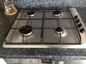 Gas Hob - BOSCH Stainless steel
