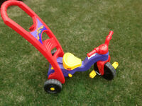 Tricycle Fisher-Price 3 dans 1