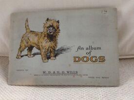 1930s Dog Album