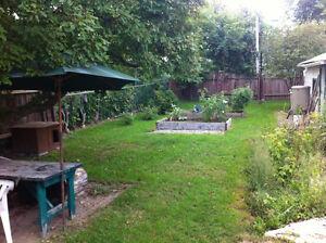 2Bdrm + den.  May1st Bikable Bright Central Garden Yard Storage