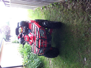 07 arctic cat 400 for a 69-70 rolling chassy nova chevelle camar
