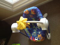 Fisher Price rocker/bouncing chair