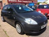 Fiat Grande Punto JTD ACTIVE