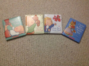 Baby, Toddler and preschool books