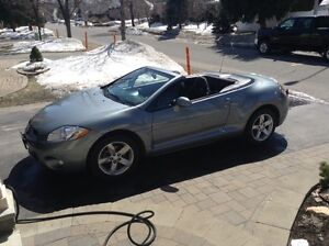 2007 Mitsubishi Eclipse Spyder GS Convertible