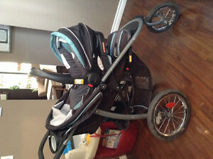 Graco Click Connect 3-in-1 Jogging Stroller