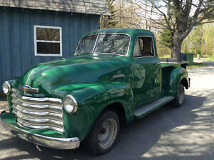 1951 Chevrolet 1300 Pickup Truck, A REAL CLASSIC