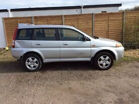 HONDA HRV 2001 2.0 AUTOMATIC 4x4 great spec don't miss out nissan TOYOTA
