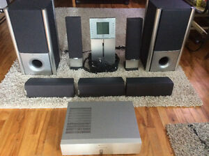 Nakamichi Sound Space 10 Home Theater System (COMPLETE)