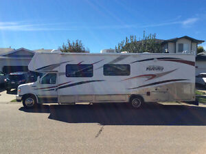 2012 Forester Motorhome
