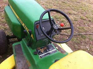 John Deere 300 316 318 330 332 Garden Tractor Riding Mower Peterborough Peterborough Area image 8