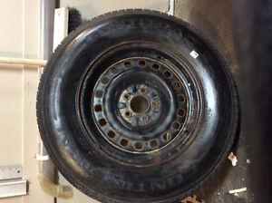 Continental Contitrac SUV Tire 235/70R/16