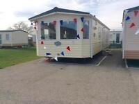 Static Caravan Clacton-on-Sea Essex 3 Bedrooms 8 Berth ABI Roselle 2009 St