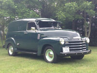 1952 Chevy Panel Delivery For Sale