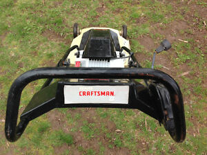 """CRAFTMANT"" ELECTRIC LAWN MOWER MO. SE-350-100%working"