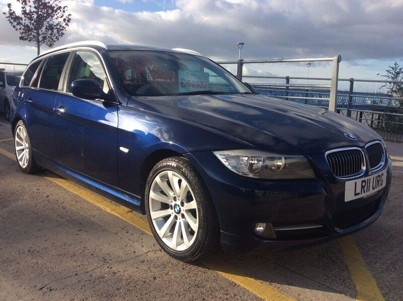 2011 BMW 318 DIESEL 6 SPEED FULL SERVICE HISTORY TOP SPECIFICATION FULL LEATHER ECT!!